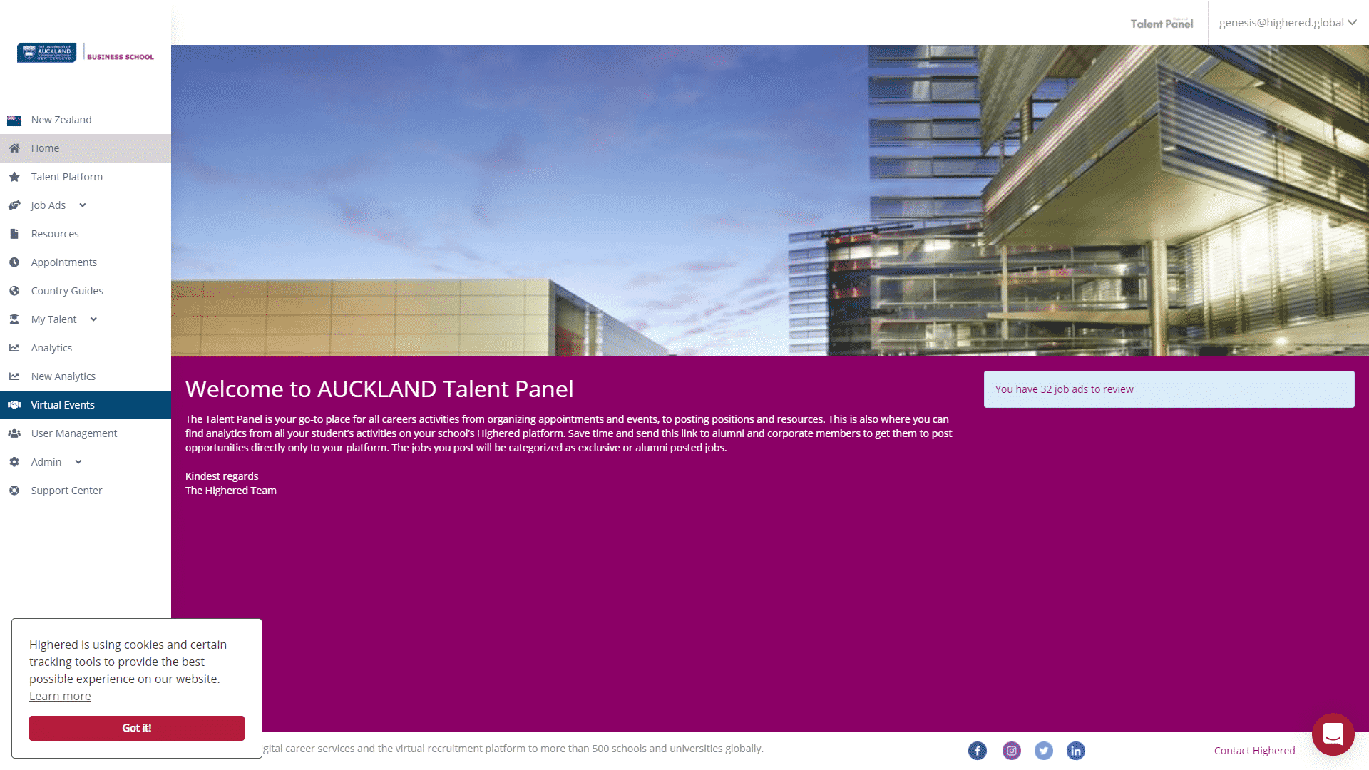 Auckland TP