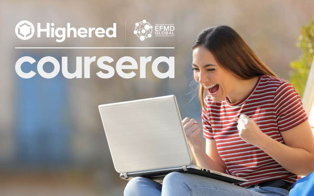 Highered x Coursera: Closing the skills gap digitally